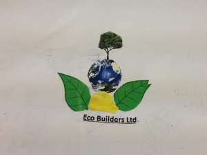 Eco Builders Logo